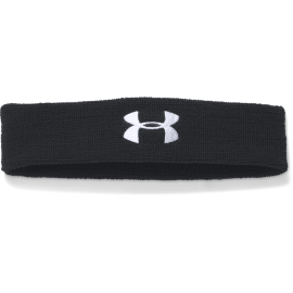 Under Armour Headband Ua Performance  Nero/Bianco
