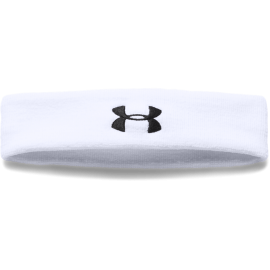 Under Armour Headband Ua Performance  Bianco/Nero