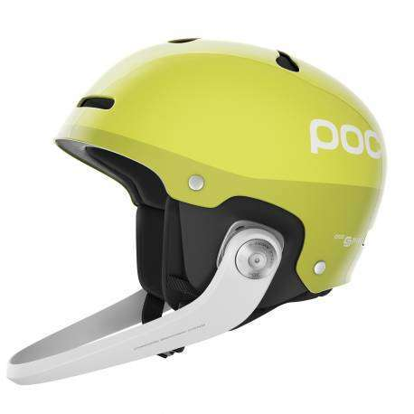 Poc Casco Artic Sl Spin   Hexane Yellow