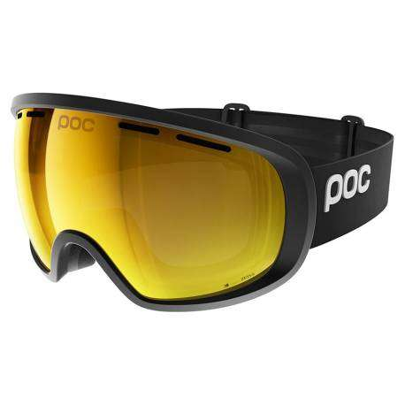 Poc Maschera Fovea Clarity   Black Orange