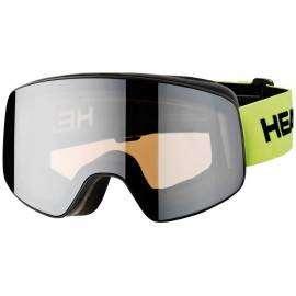 Head Maschera Horizon Race Lime + Spare Lens