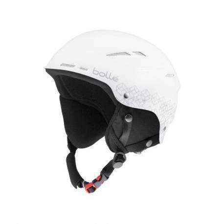 Bolle' Casco B-Rent   Shiny White