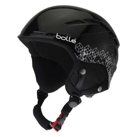 Bolle' Casco B-Rent   Shiny Black