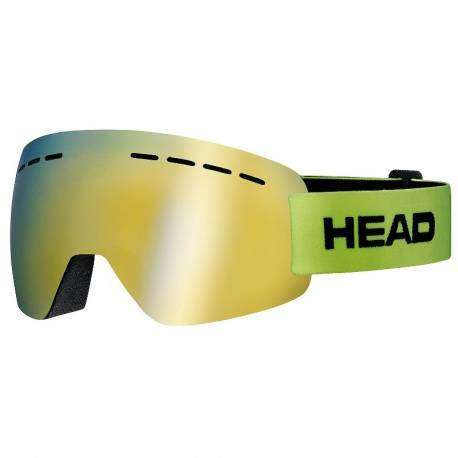 Head Maschera Solar Fmr Lime