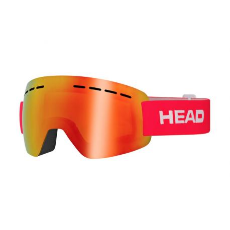 Head Maschere Solar Fmr Red