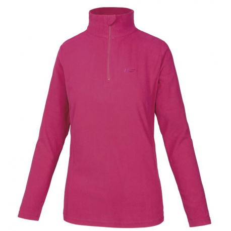 Hot Stuff Microfleece Donna Elisa Rasberry