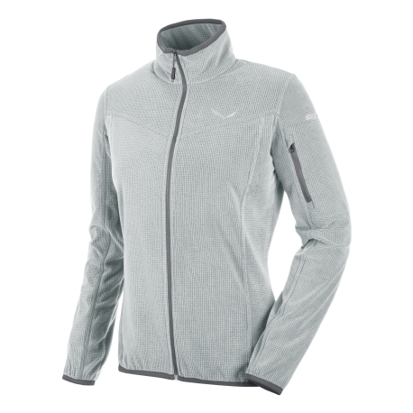 Salewa Fleece Donna Drava Grey