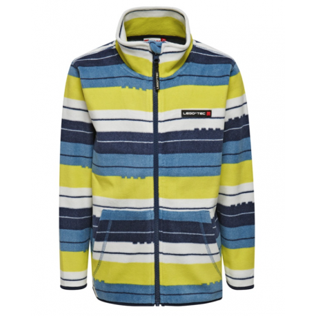 Lego Fleece Boy Saxton 770 Giallo
