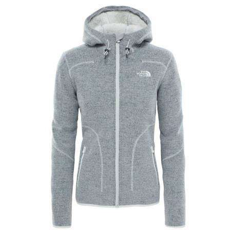 The North Face Giacca Donna Zermatt Vaporous Grey