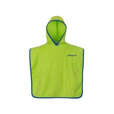 Speedo Poncho Junior Microsp Apple/Green