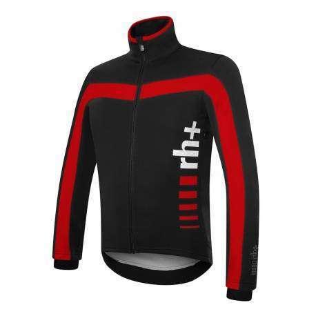 Zerorh+ Giacca Logo Evo Black/Red