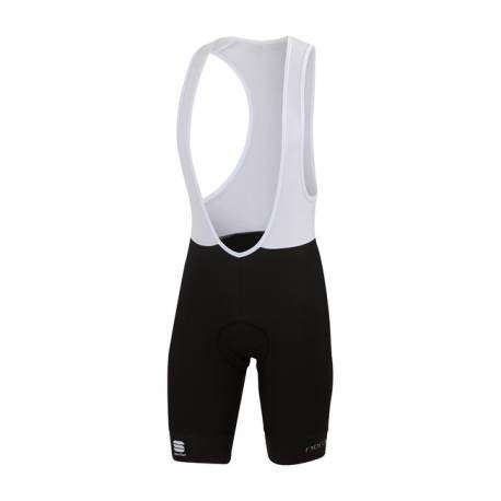 Sportful Salopette Short Fiandre Norain Black