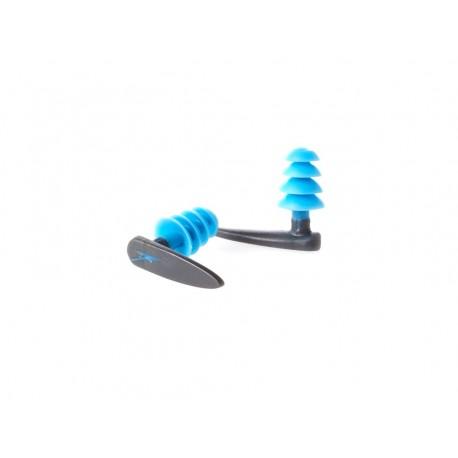 Speedo Tappi Biofuse Aquatic Grigio/Blu