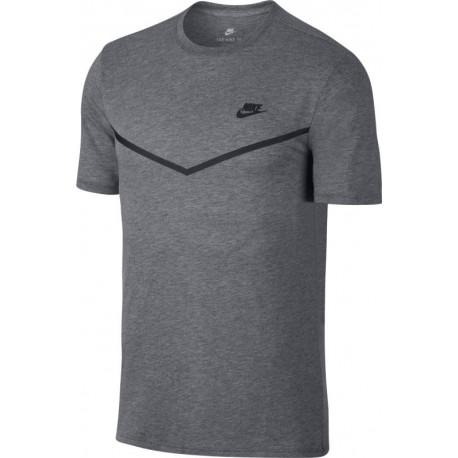Nike T-shirt Tech Fleece Grigio