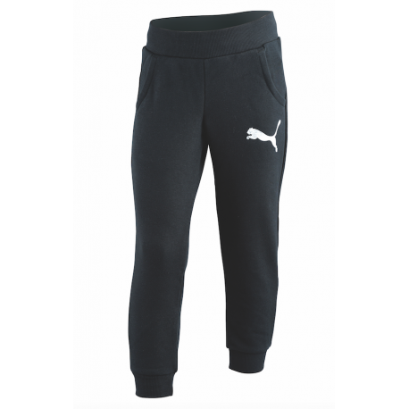 Puma pantalone Junior Felpa Girl 37 Black