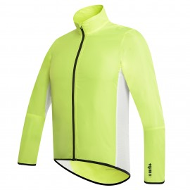 Zerorh+ Giacca Wind Shell Fluo Yellow