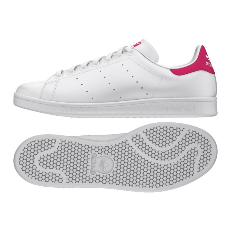 adidas originals stan smith bambino rosse