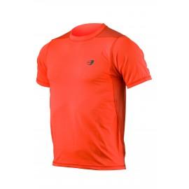 Get Fit T-Shirt Run Orange Fluor