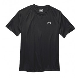 Under Armour T-Shirt Mm Tech Train Black Twist