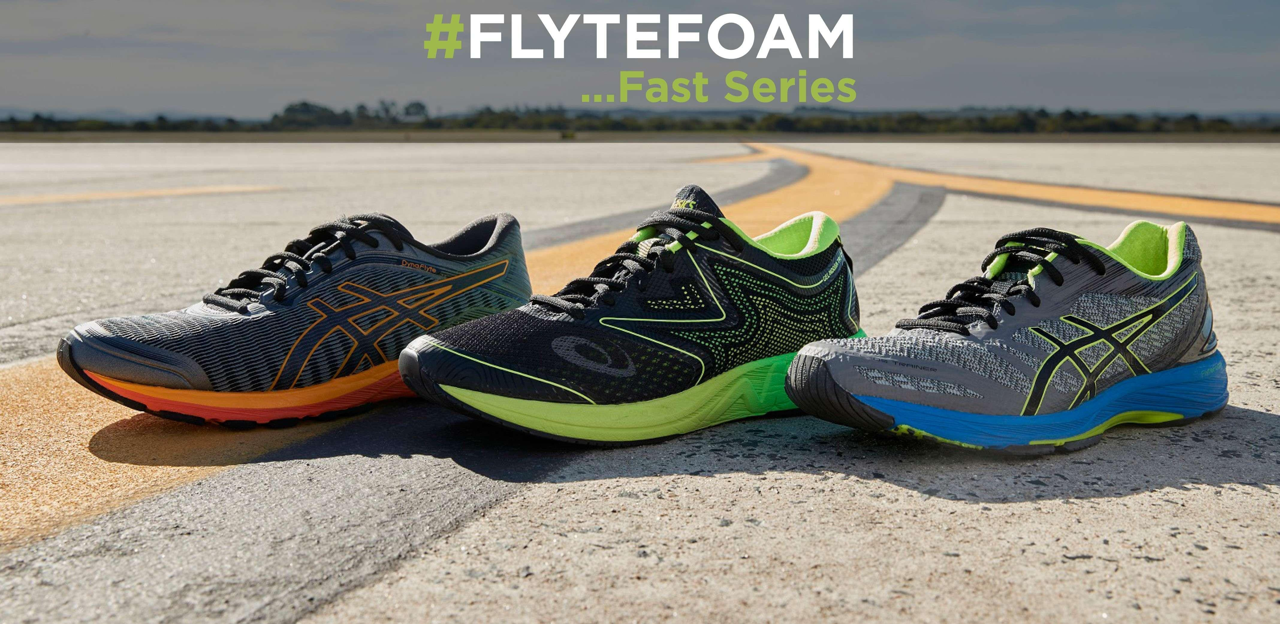 FlyteFoam Fast Serier