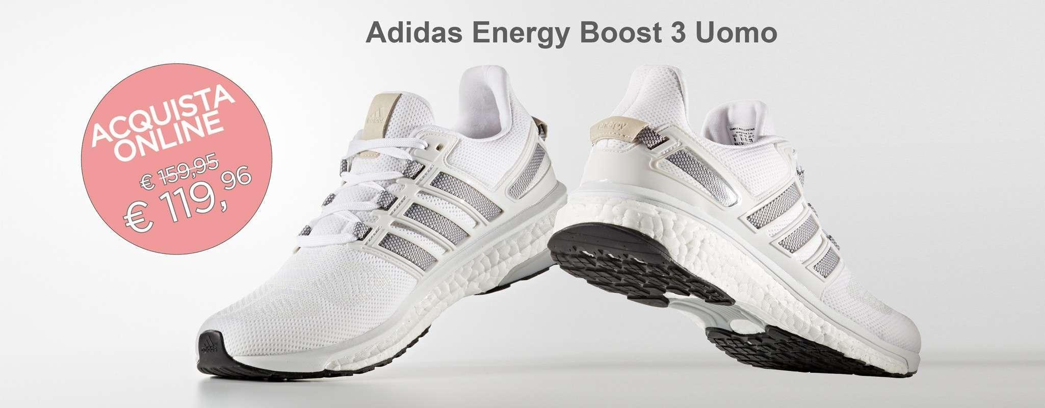 Adidas Energy Boost Uomo