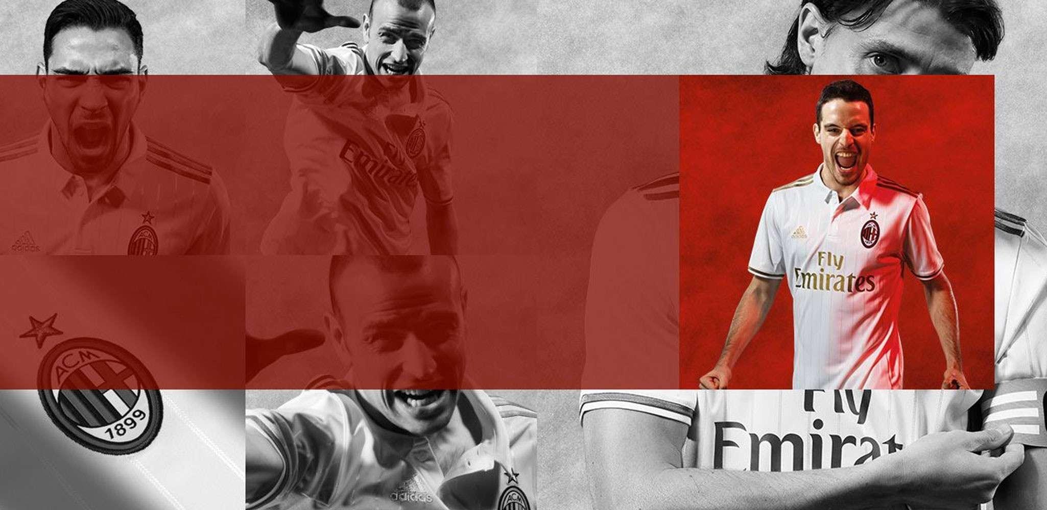 Adidas Ac Milan 16/17