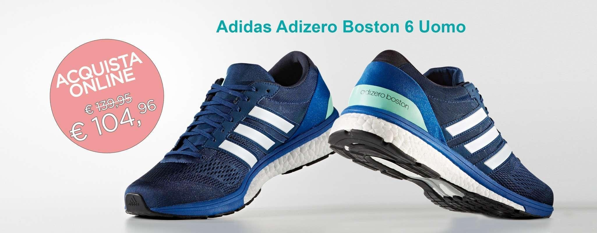 Adidas Adizero Boston 6 Uomo