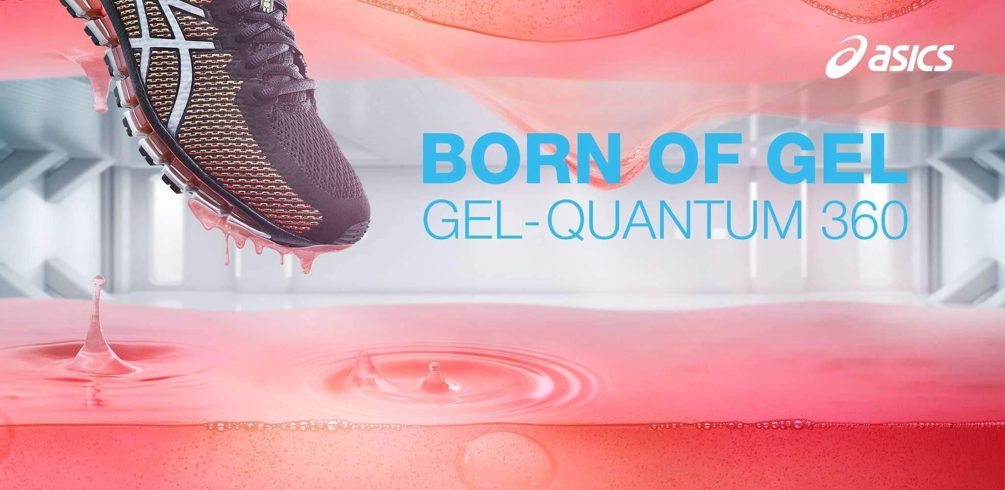 Asics Gel Quantum  360