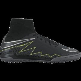 Nike Hypervenomx Proximo Tf Bambino Nero/Giallo