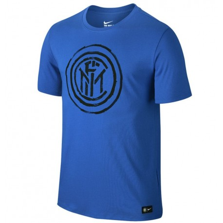 Nike T-Shirt Mm Inter Crest Tee White