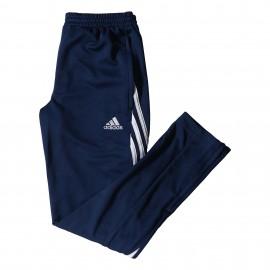 Adidas Pantalone Training Blu Bambino