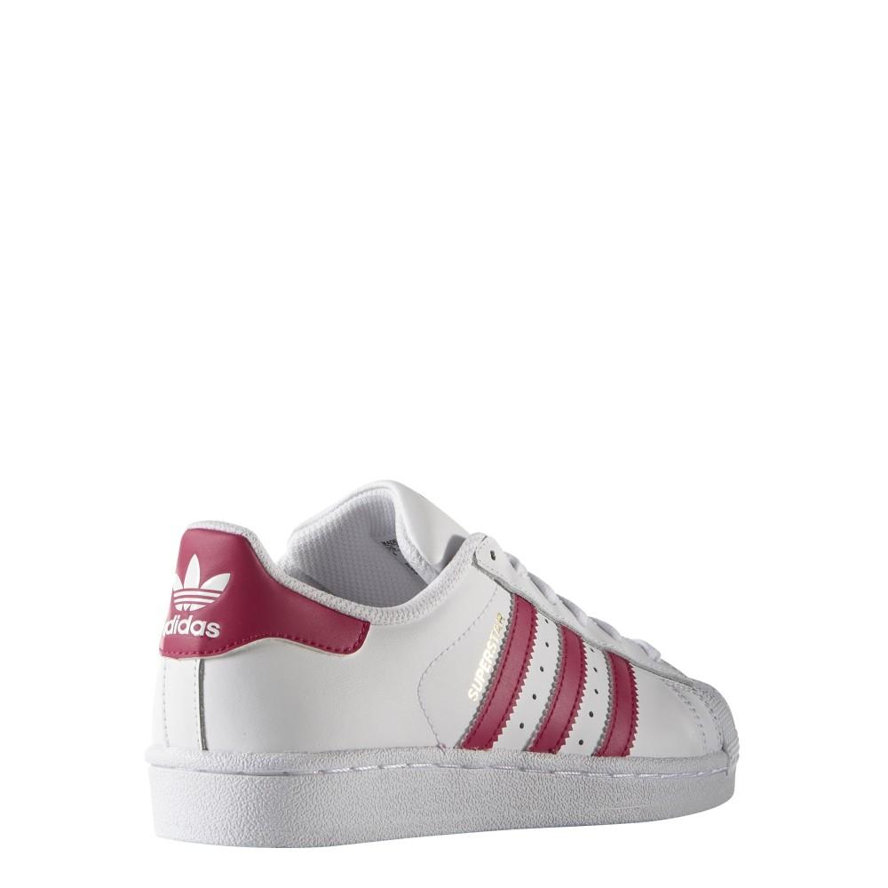 ... Adidas Superstar Bianco/Rosa ...