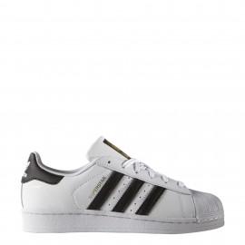Adidas Superstar Lea Gs Bambino Bianco/Nero