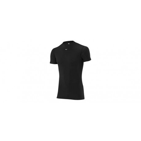 Mizuno Bt T-Shirt Mm Run Mid Weight Black