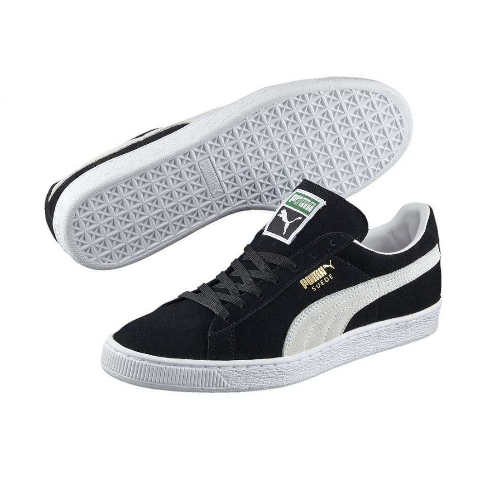 PUMA in Suede Classic Uomo Sneaker Scarpe in PUMA pelle blu 352634 64 a8d81d