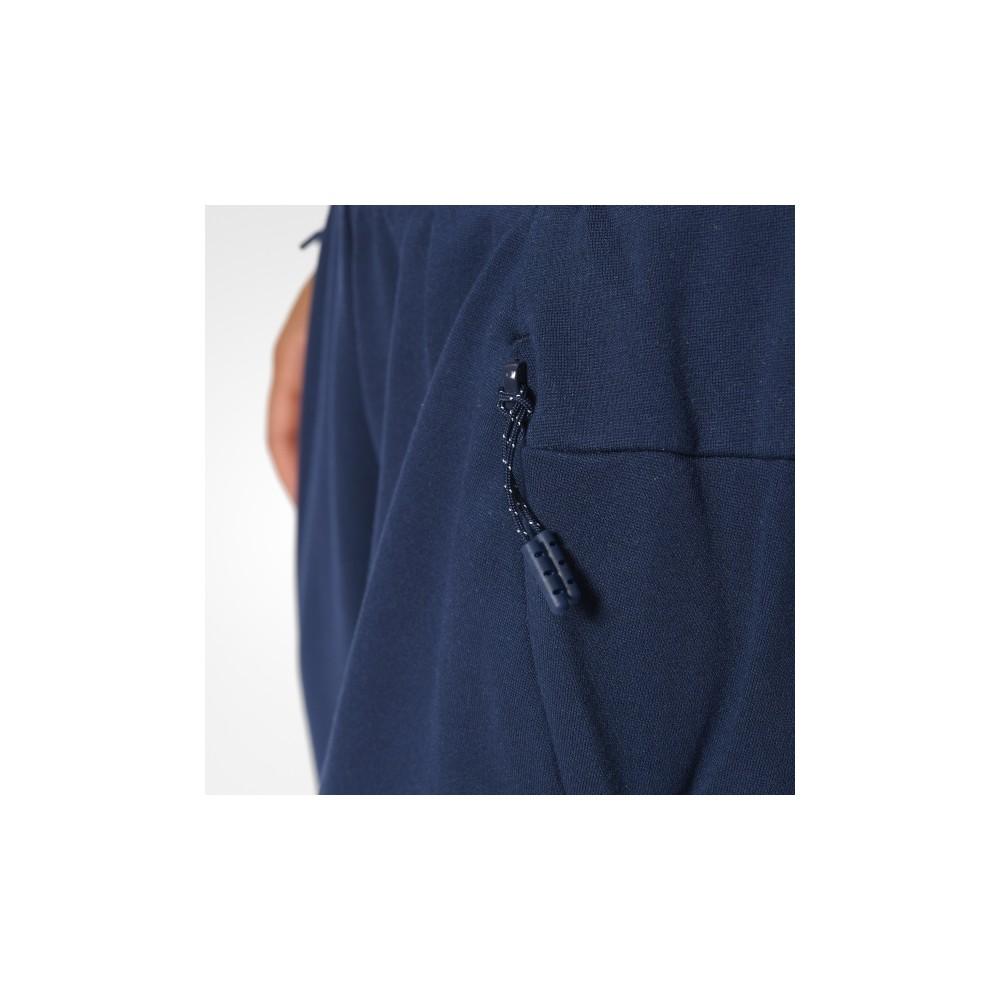 best website 1b3c8 891f8 ... Adidas Pantalone Donna Z.N.E. Tasche Train Bianco