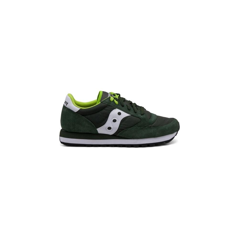 c22154cd49 Saucony Jazz Original Verde/Bianco S2044-275 - Acquista online su ...