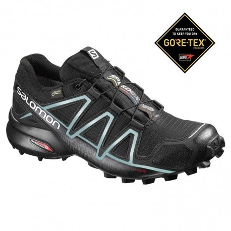 Salomon Donna Speedcross 4 Gtx Black