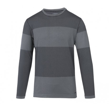 Brooks T-Shirt Ml Run Streaker Asphalt