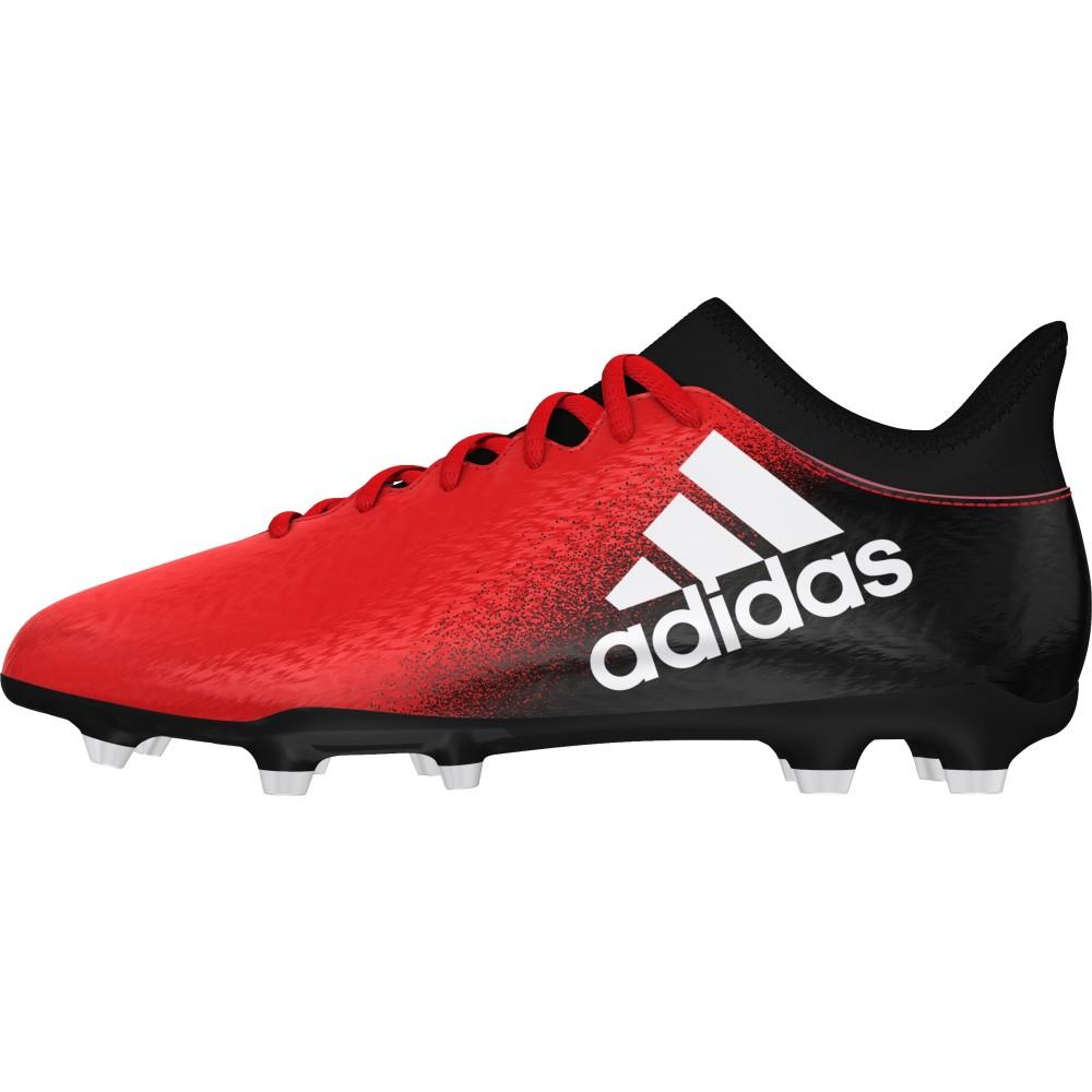 Adidas X 16.3 FG RedBlack