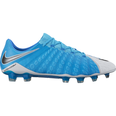 Nike Hypervenom Phantom III Df Fg Royal/Bianco