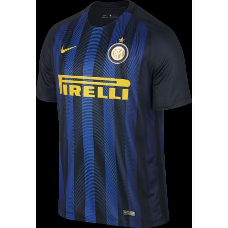 Nike T-Shirt Mm Inter H Stadium Nero/Royal