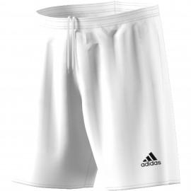 ADIDAS pantaloncini calcio parma 16 team bianco uomo
