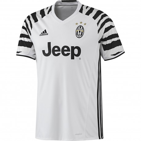 Adidas T-Shirt Third Replica Juventus White/Black
