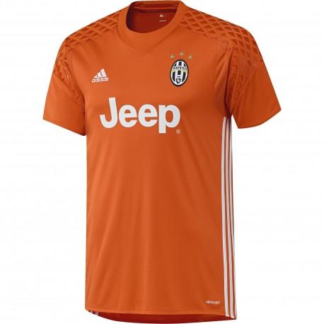 Adidas T-Shirt Replica Goalkeeper Juventus Orange/White
