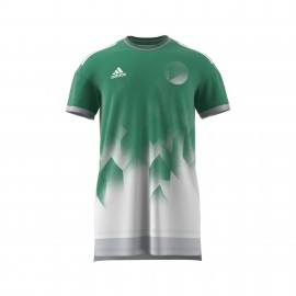 Adidas T-Shirt Tango Future Layered Green/White