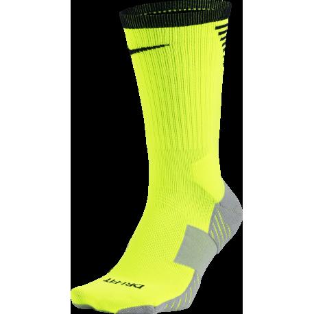 Nike Calza da Calcio a Costine Dry Squad Yellow/Black