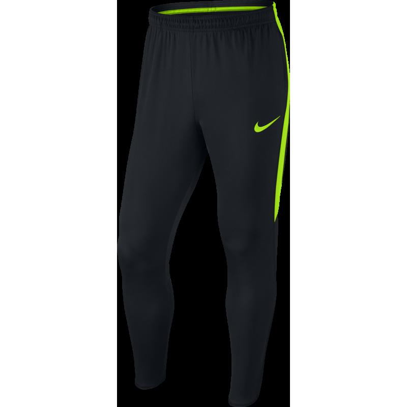 0bc22edaeb Nike Pantalone Dry Squad Black/Green
