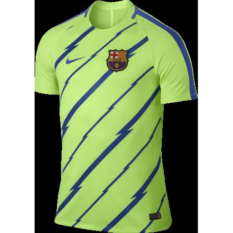 Nike T-Shirt FC Barcelona Dry Green/Royal