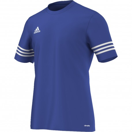Adidas T-Shirt Entrada 14 Team Royal/White